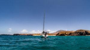 Navigations dans l'archipel des Canaries