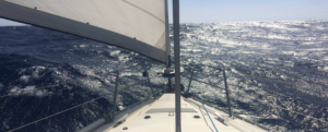 Navigations de Lanzarote à Fuerteventura, La Graciosa